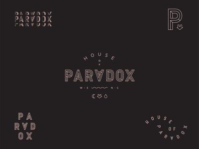 House of Paradox branding