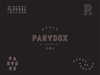 House of Paradox branding