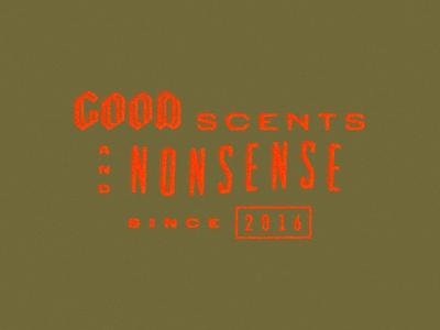 scents/sense/since