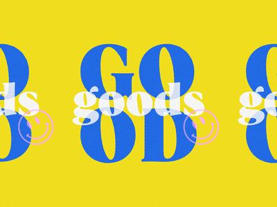 Good Goods branding