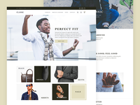 Classic Fashion eCommerce Theme