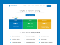 LemonStand Pricing Page