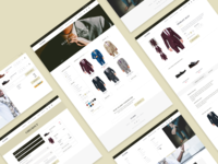 Classic Fashion eCommerce Theme 2