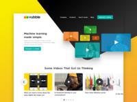 Vubble Website