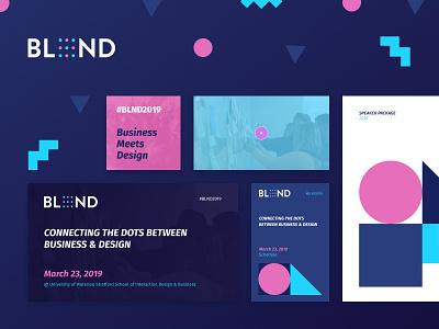 BLND 2019 Business & Design Conference design business print content conference