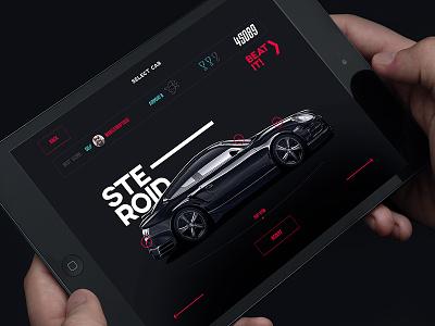 Drifter drifter cars game ipad