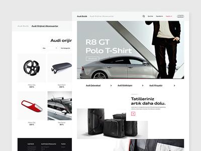 Audi Butik