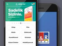 D&R Mobile App