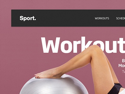 Sport ux sport workout gym calorie community videos blog white soccer team clean user interface design fitness icon