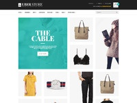 Uberstore home grid style