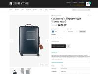 Uberstore - Premium Shopping Theme