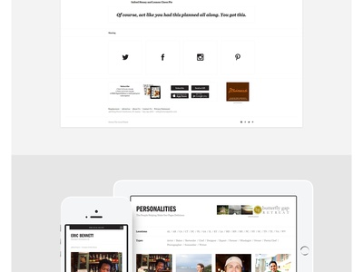 Notio portfolio grid clean modern wordpress theme creative agency psd