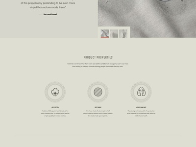 Kaft website ux ui store shop interaction fashion ecommerce