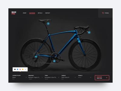 Bike Shop Customization