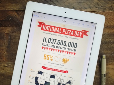 National Pizza Day Email