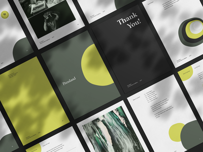 Pressland Guidelines lemon a4 brochure print green journalism blockchain brand book brand guidelines guidelines corporate identity branding and identity brand identity branding