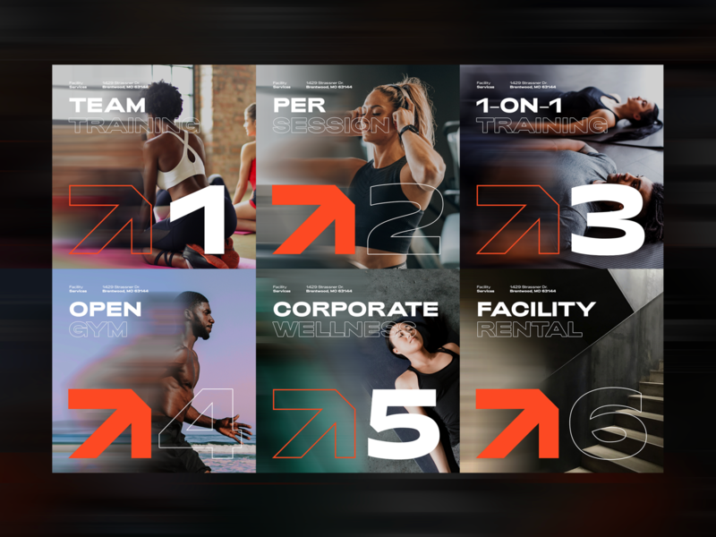 Velo Offerings lifestyle fitness gym workout photography branding design instagram ads banner ads branding velocity velo