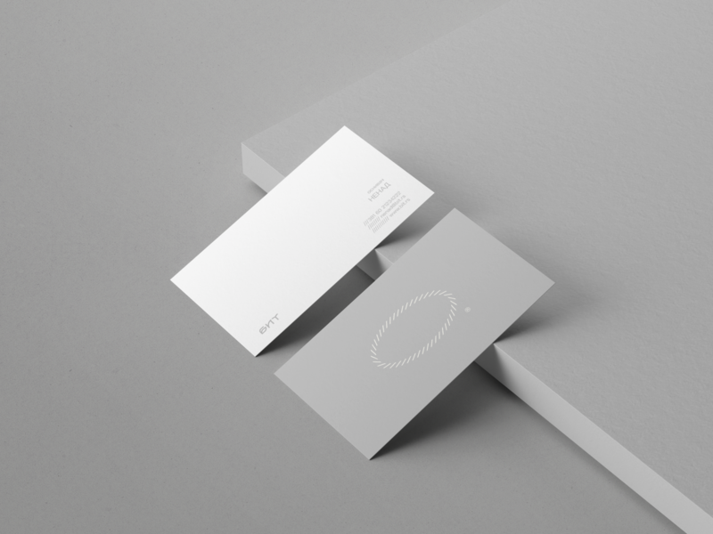 БИТ - business cards marble sophisticated type business card logo brand identity corporate branding gray publishing house nonprofit trust education belief source