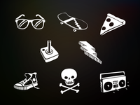 All That Is Cool - Icons Set