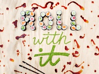 Roll With It – Handmade Type