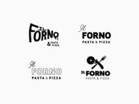 Il Forno Logos