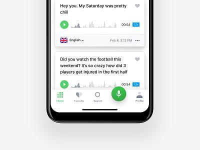 Tap Bar Exploration navigation menu app ui mobile ui mobile app app tap ux material ios iphone product interface tap bar mobile ui