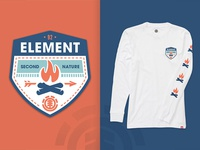 Element Bryce Longsleeve