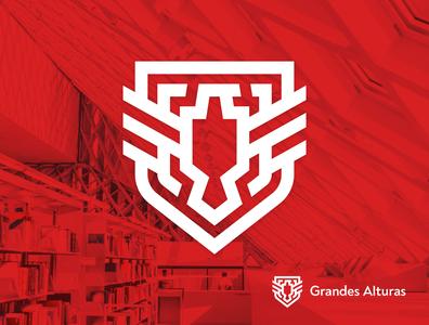 Grandes Alturas Logo