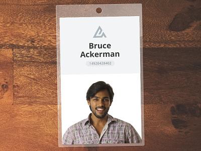 ID Badge id badge