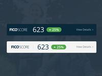 Credit Score Widgets
