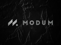 Modum Logo & Branding