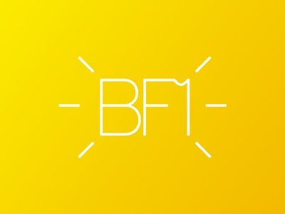 Bright Future International pshkv pashkov symbol concept logo bfi
