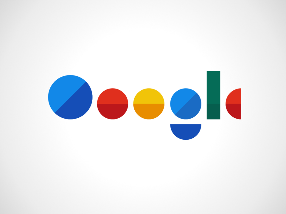 dribbble google shapes logo shaded png by tareq ismail