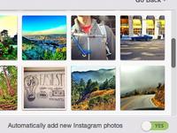 Picplum + Instagram :)