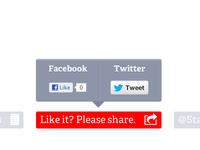 Share dialog tinkering