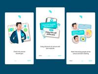 Onboarding [Social app]
