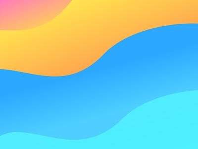 Colors Pattern app icon typography ux vector branding ui logo illustration design first shot