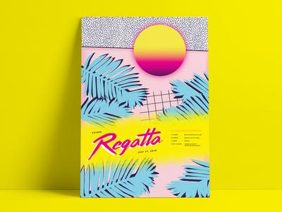 🕶🌞IDEO Regatta Branding 🌞🕶