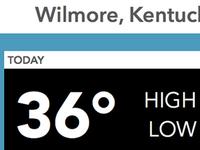 The Mandatory Weather App