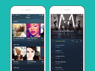 Music Album music app music album