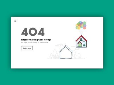 404 Page - Real Estate Site real estate 404