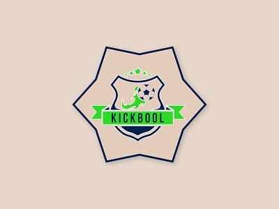 Football badge design illustration icon typography logo branding graphic design