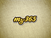 My365 Sticker.