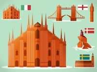 City landmarks