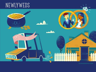 :::Newlyweds graphics::: ring wedding ring love wedding cake marriage wedding vectorart newlyweds