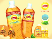 Lipton bottles
