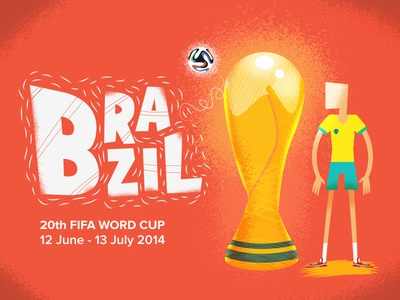 World Cup 2014 - infographic
