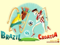WC14 - Opening Match