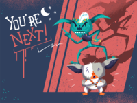 Gremlin Fear!