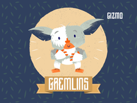 Gremlins - Gizmo character